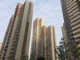 Shanghai Shared Apartment Complex