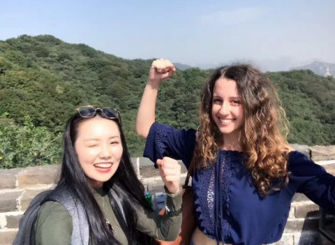 The Great Wall - Chinese Immersion Program