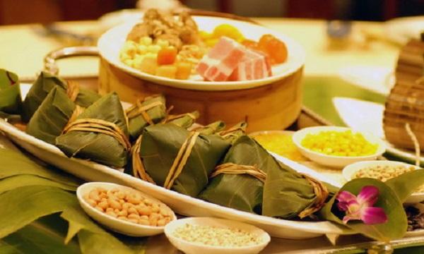 Rice Dumplings - Delicious Food