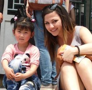 Internship in China - Marie from Italy