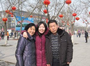 Cynthia's Spring Festival with Red Lanterns