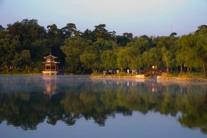 The Emperors Gardens in Chengde