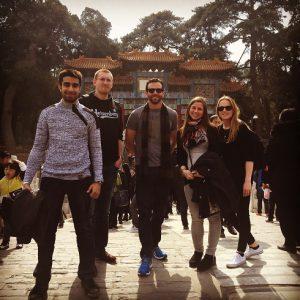 LTL Mandarin Students in China