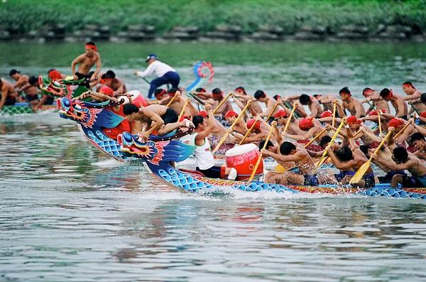 Dragon Boat Festival - Race Day!