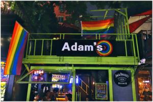 Adams - A Gay Bar in Sanlitun, Beijing