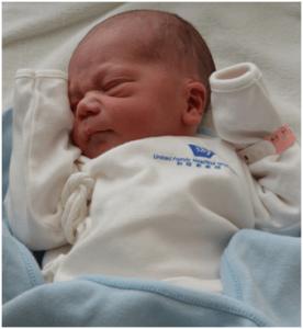 McGregor Baby in Beijing