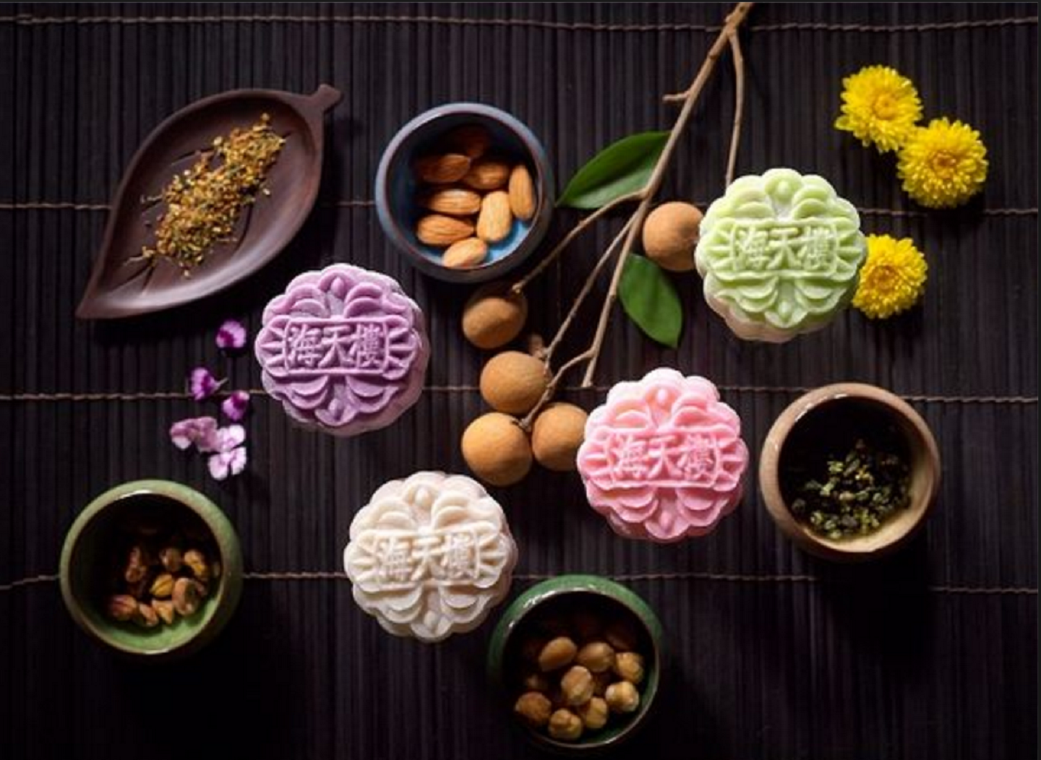 Mooncakes - Traditional Mid-Autumn Festival Food