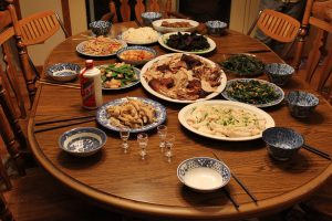 Chinese Formal Dining Table